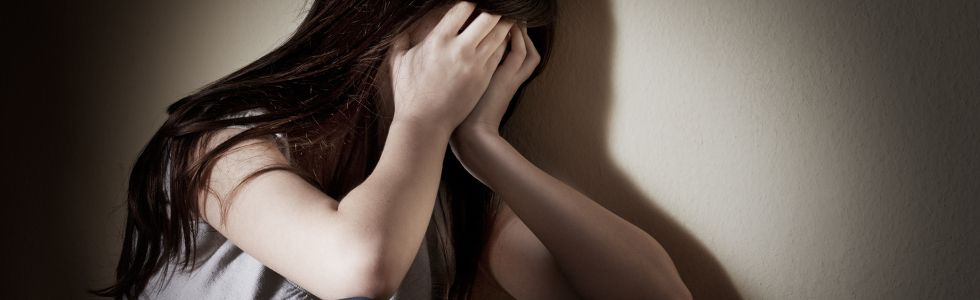 scared girl victim abuse filer