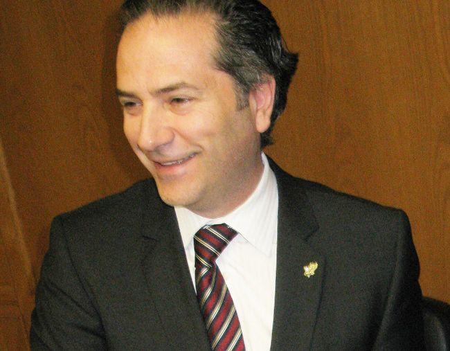 Hydro One CEO Carmine Marcello. (Toronto Sun files)
