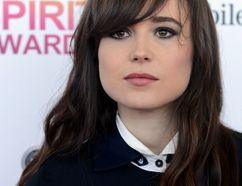 Actress Ellen Page. REUTERS/Phil McCarten