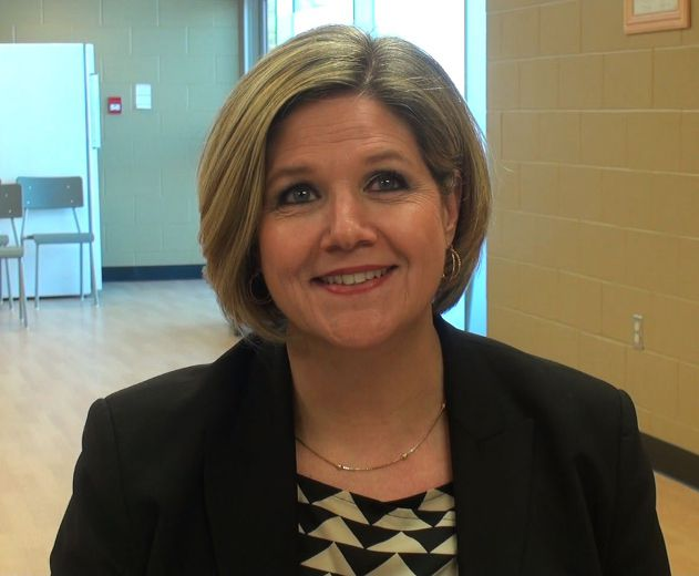 Andrea Horwath Talking Boundaries In Brant Brantford Expositor