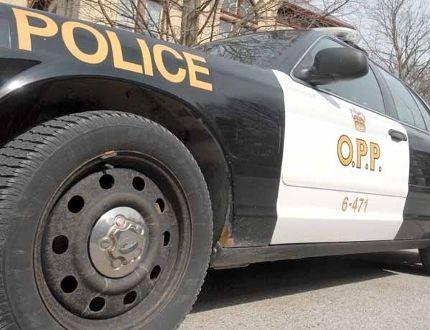 OPP cruiser. (QMI Agency file photo)