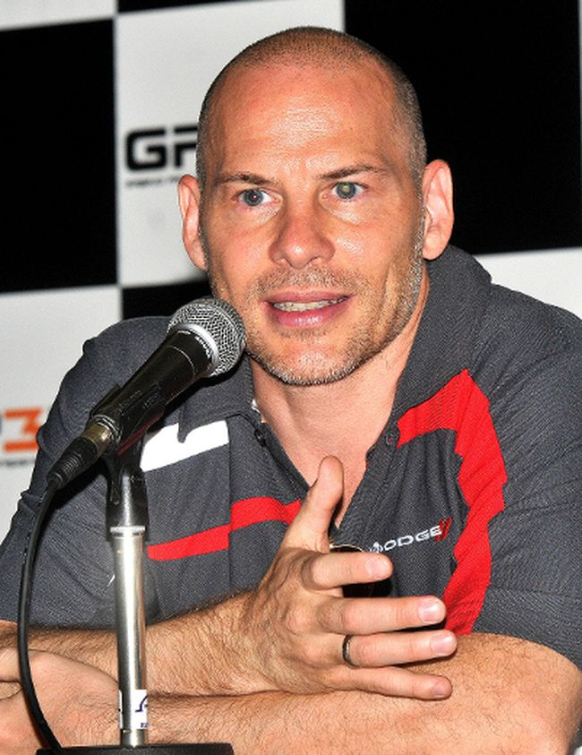 Jacques Villeneuve. (ROGER GAGNON/QMI Agency)