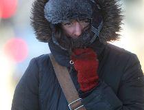 Winnipeg cold