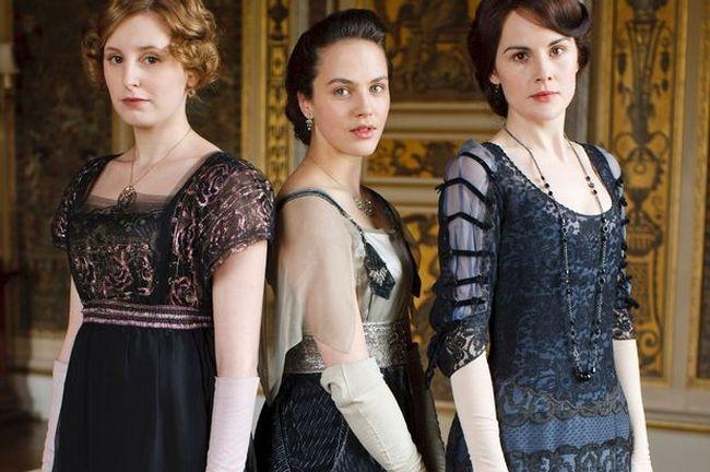 Downton Abbey. (Courtesy ITV)