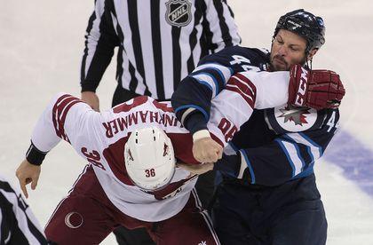 Bogosian fight