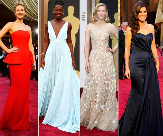 Oscars 2012 Red Carpet Best amp Worst Dressed List and