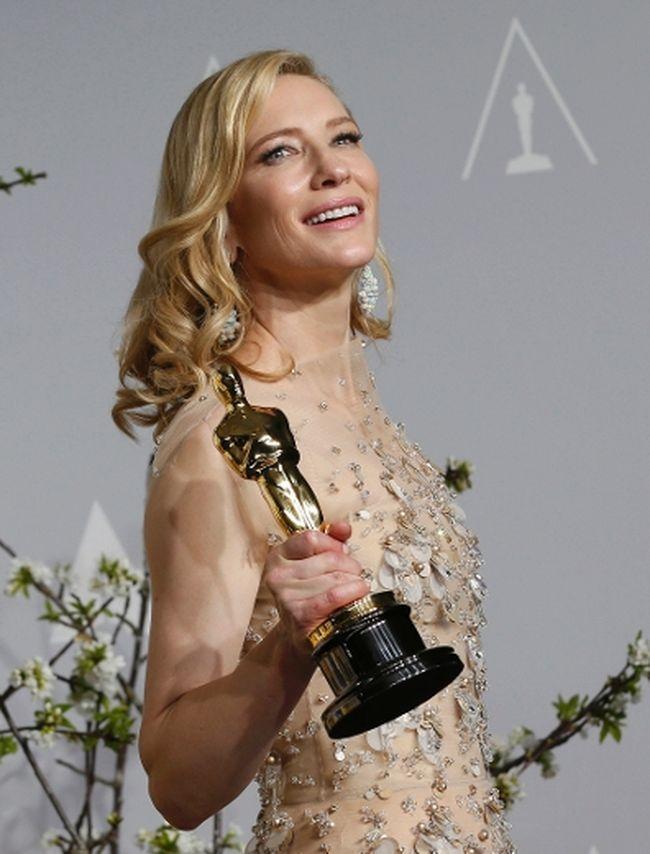 Cate Blanchett (Reuters)