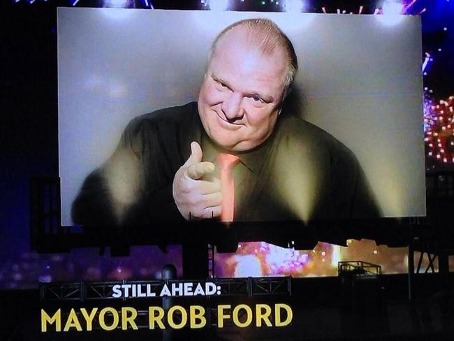 Ford on Kimmel
