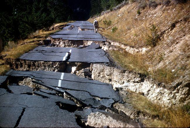 When Will Yellowstone Blow Supervolcano Threatens To Wipe