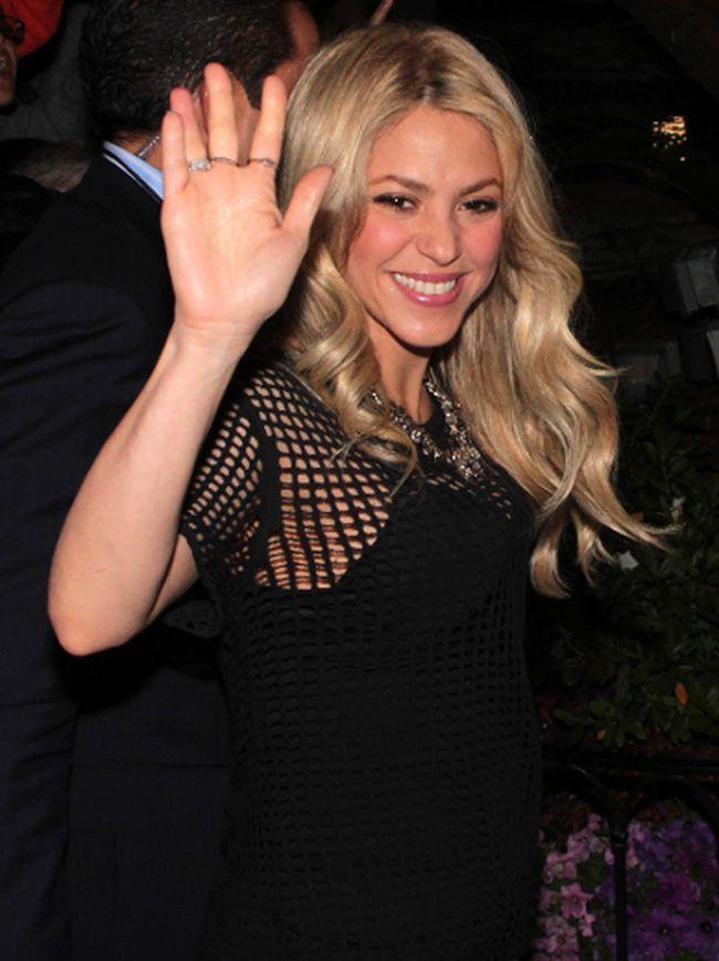 "Shakira. (Josiah True/<a href=""http://www.wenn.com"" target=""new window"">WENN.com</a>)"