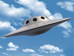 UFO stock illustration(FOTOLIA)