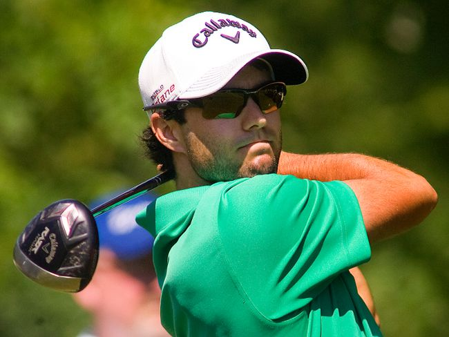 Canadian golfer Adam Hadwin. (Mike Hensen/QMI Agency/Files)