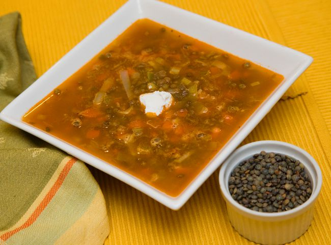 Lentil soup. (Mike Hensen/QMI Agency)