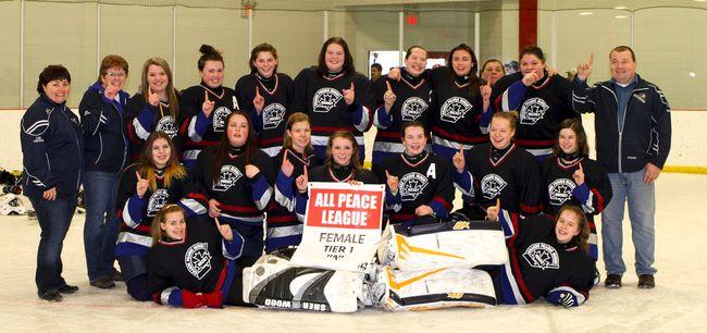 Banner Weekend For Minor Hockey Teams Daily Herald Tribune
