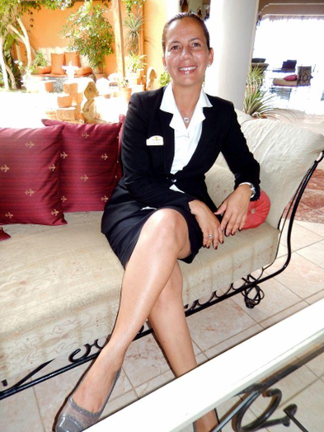 Norma Machado Ricardo, manager of Royal Service at Paradisus Rio de Oro in Holguin, Cuba. BRUCE KIRKLAND/TORONTO SUN