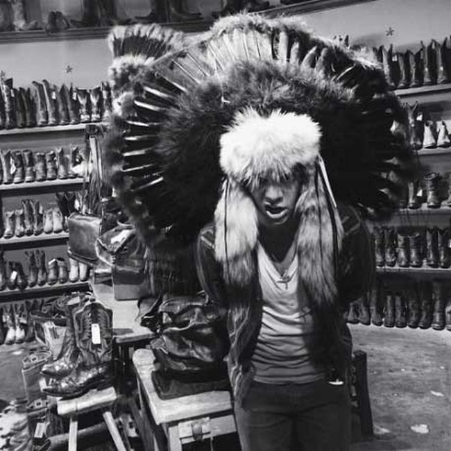 Harry Styles (Instagram.com)
