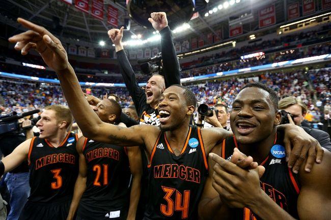 Mercer Bears March 22