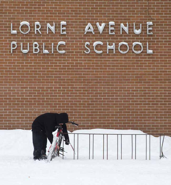 Lorne Avenue public school (CRAIG GLOVER, The London Free Press)