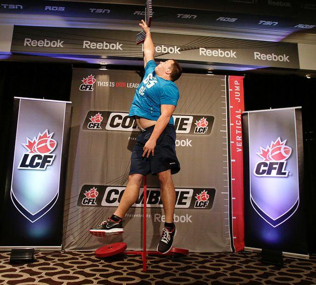Laval OL Pierre Lavertu (Craig Robertson, Toronto Sun)