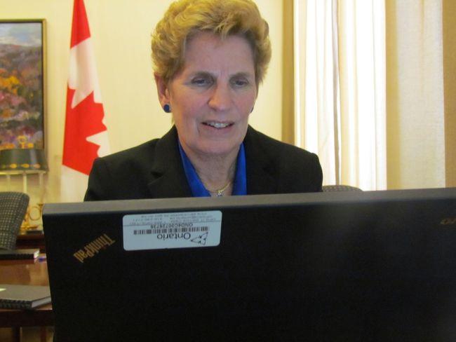 Premier Kathleen Wynne (TORONTO SUN FILES)