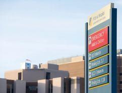 London Health Sciences Centre's Victoria Hospital. (Free Press file photo)