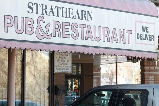 Restaurant In Strathearn Edmonton