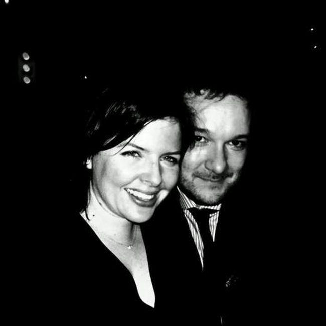 Laura Miller and Peter Faist. (Facebook photo)