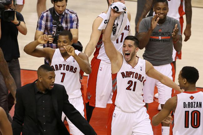 Raptors Celtics