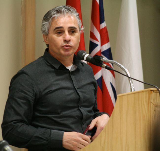 Bill Mauro (File photo)