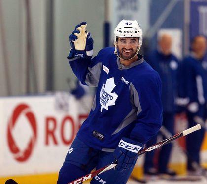 Leafs centre Nadem Kadri. (Toronto Sun files)