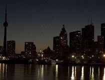 Toronto Earth Hour 08