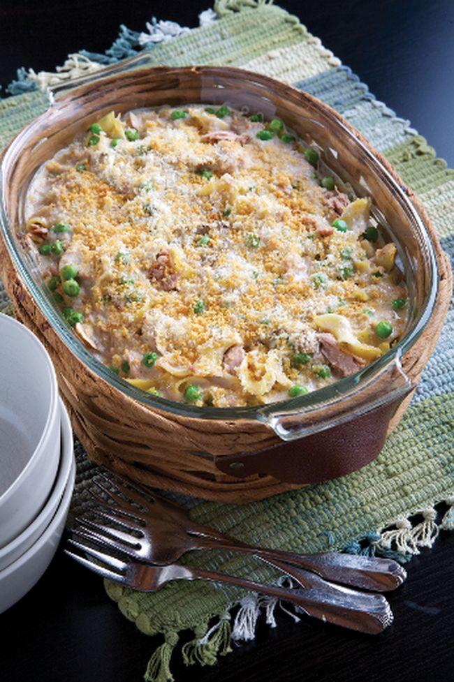 make it healthy potato skins creme brulee and tuna casserole recipes eat. Black Bedroom Furniture Sets. Home Design Ideas