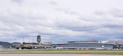 8. Zurich Airport. (Fotolia)