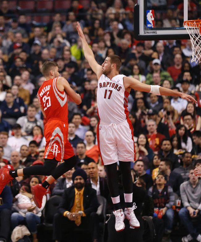 Raptors-Rockets