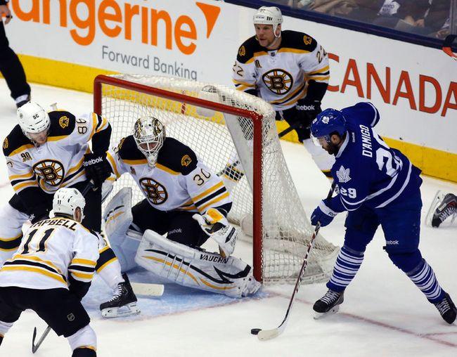 Leafs-Bruins