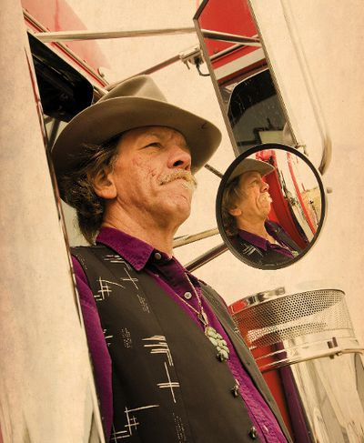 Watermelon Slim will be performing at the 2014 TD Winnipeg International Jazz Festival. (HANDOUT)
