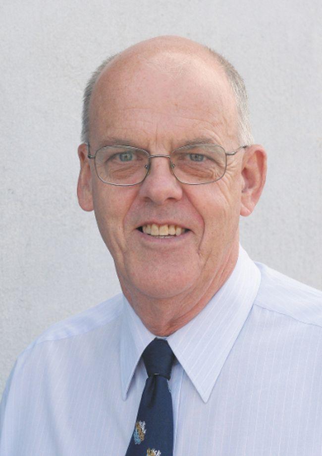 Rev. Eric Strachen