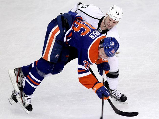Oilers versus Kings