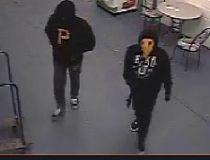 Herongate robbery