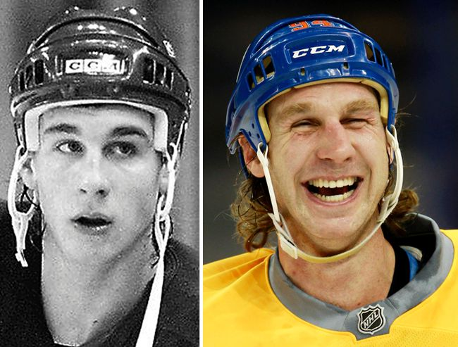 Edmonton Oilers Ryan Smyth