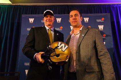 Mike O'Shea and Kyle Walters