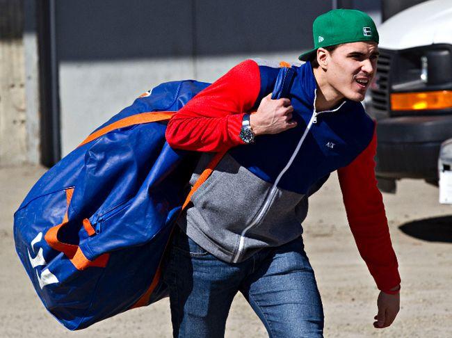 Edmonton Oilers forward Nail Yakupov