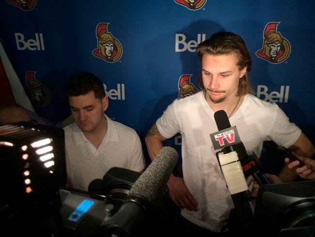 Erik Karlsson Ottawa Senators season wrapup