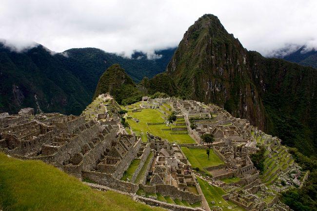 Machu Picchu, Peru. (DAVID NATHAN/QMI Agency)