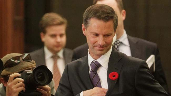 Nigel Wright in Ottawa, November 2, 2010.          (QMI Agency, file)