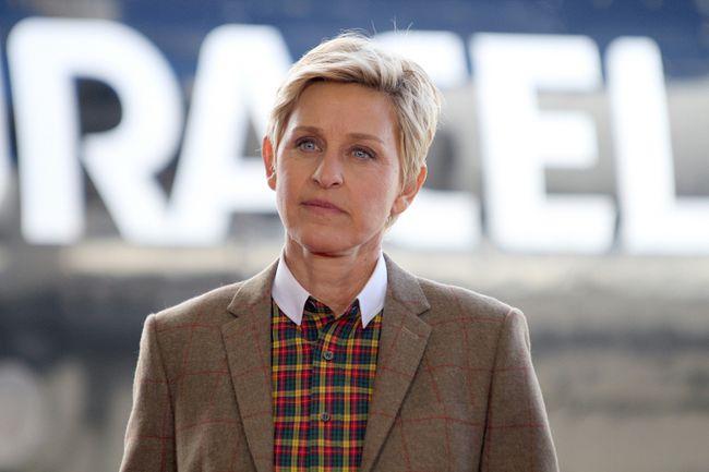"Ellen DeGeneres (<A HREF=""http://www.wenn.com"" TARGET=""newwindow"">WENN.COM</a>)"