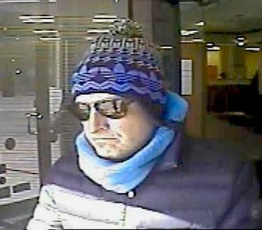The Box Cutter Bandit suspect