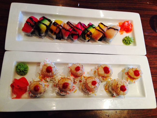 Ajisai japanese cuisine offers some satisfying hits some for Ajisai japanese cuisine