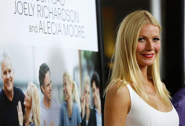 Gwyneth Paltrow. (REUTERS FILE PHOTO/Mario Anzuoni)