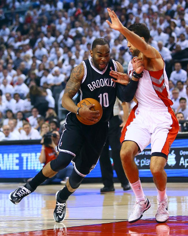 Raptors vs. Nets, Game 2_11